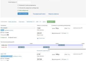 Реклама групп вконтакте