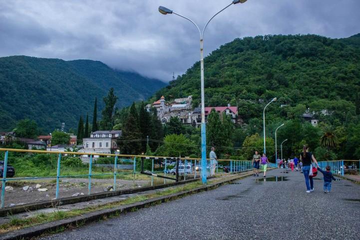 отдых в Абхазии 2016