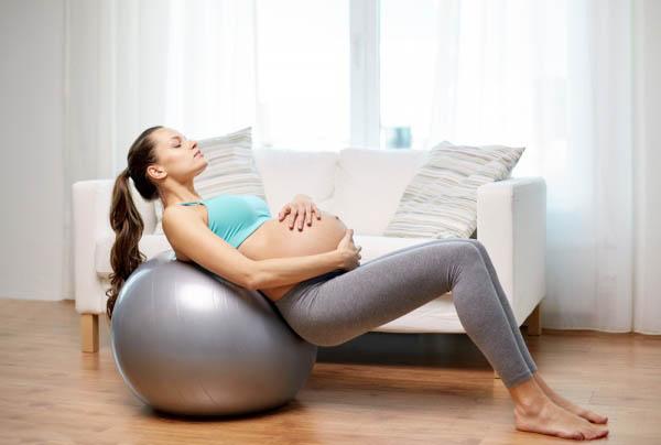 подарок беременной жене