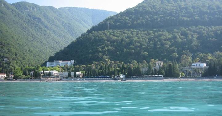 Абхазия 2016