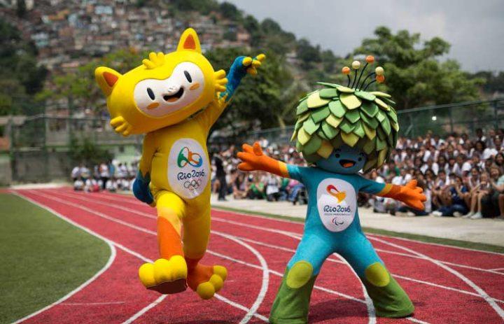 олимпийские игры 2016 виды спорта