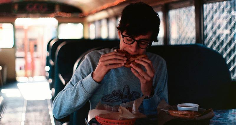 что взять с собой в поезд из еды