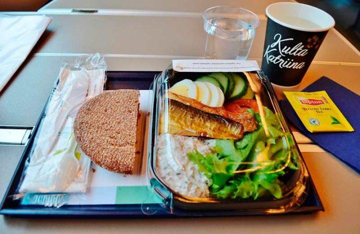 какую еду брать с собой на поезде