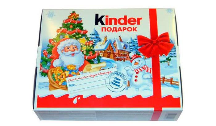 Недорогие подарки детям на новый год в садик