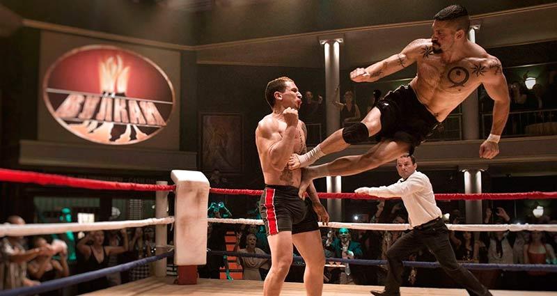 фильмы про бои без правил