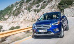 Новый Форд Куга 2017 модельного года. Комплектации, цены и фотографии