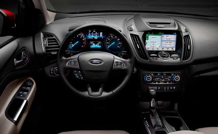 Новый Форд Куга