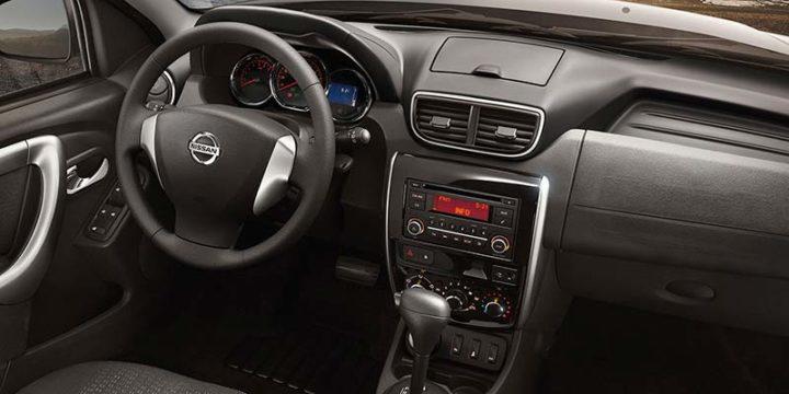 Nissan Terrano салон
