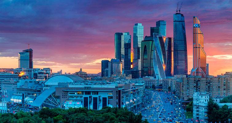 Москва город возможностей