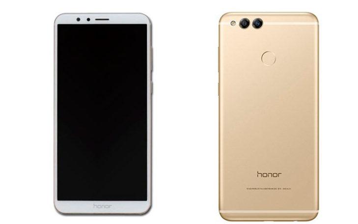 Huawei Honor 7x