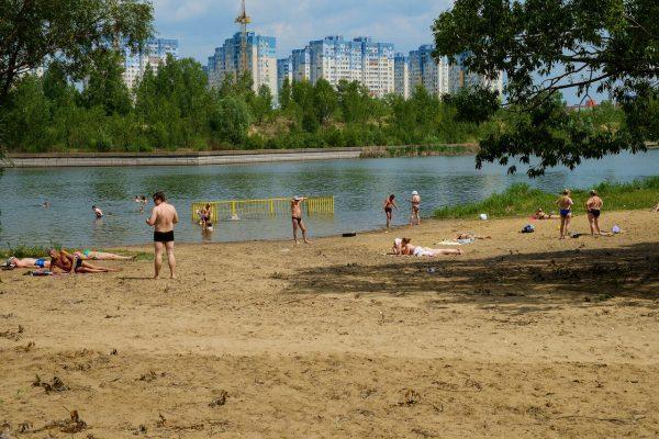 Где в Москве можно искупаться летом 2019 года
