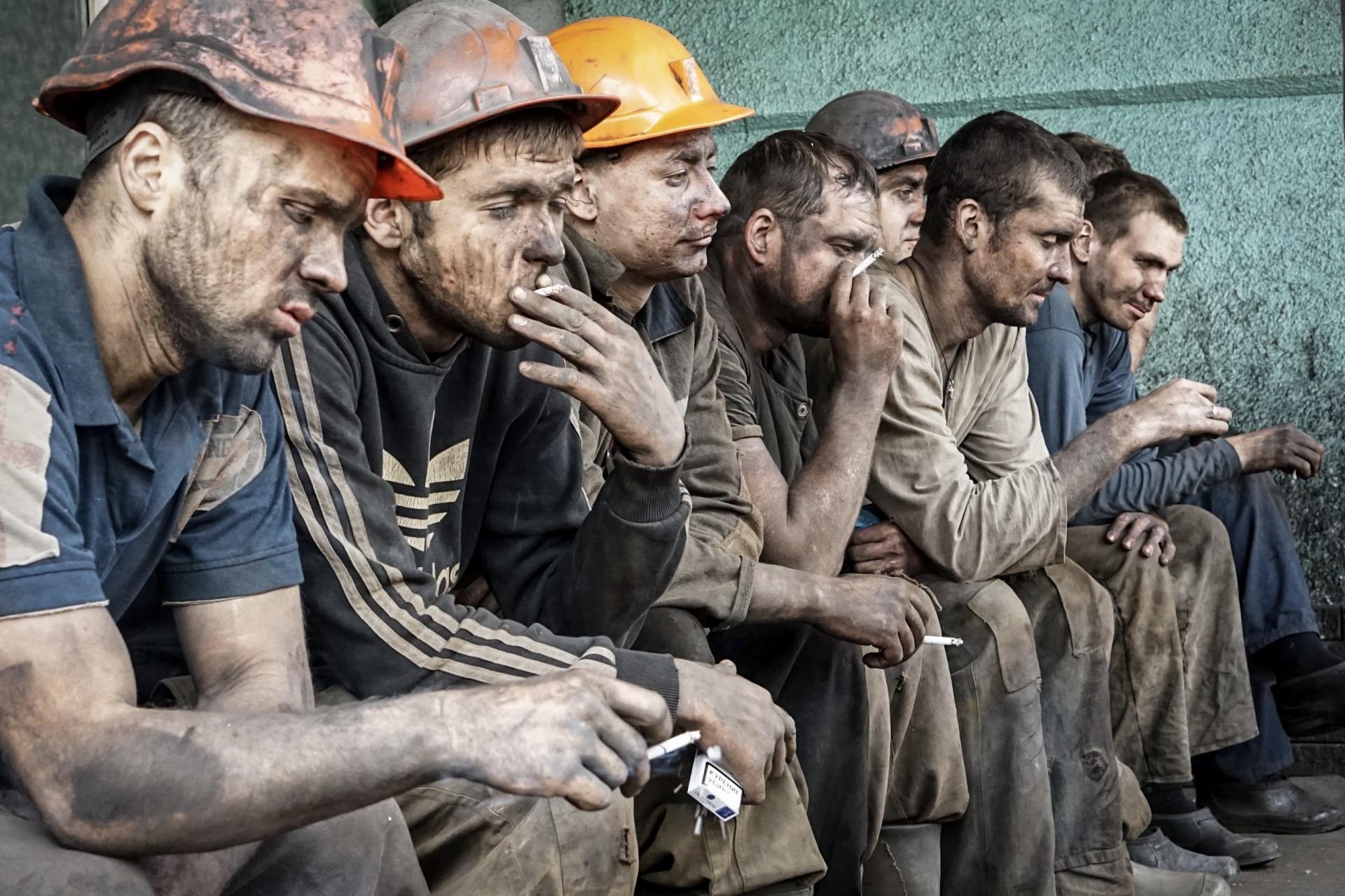 картинки шахтерские приколы эти три цвета