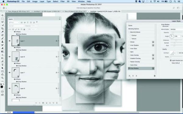 Как сделать в Фотошопе коллаж в стиле Дэвида Хокни