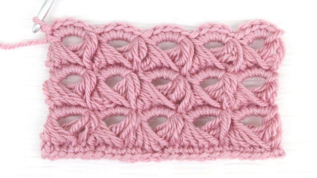 Техника брумстик для вязания сумок