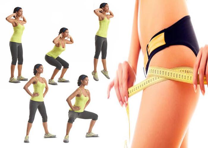 [BBBKEYWORD]. Комплекс упражнений для похудения ляшек, бедер и ягодиц
