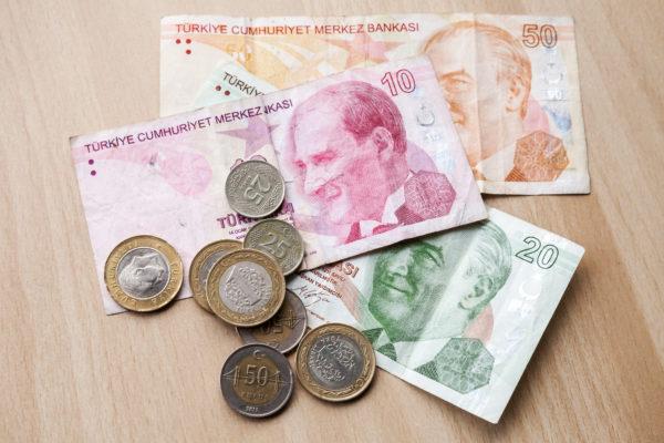 Сколько денег взять с собой в Турцию в 2019 году