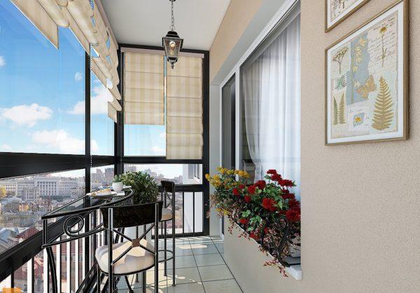 Отличия балкона от лоджии: особенности обустройства