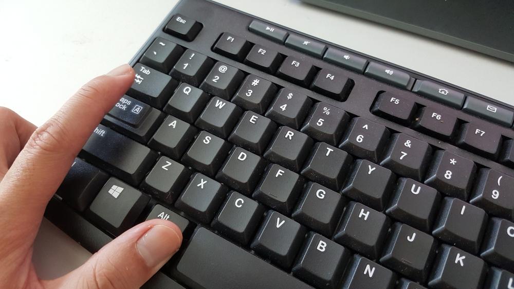 Комбинация Alt+Tab