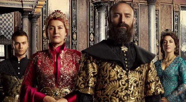 """Сколько зарабатывают турецкие актеры сериала """"Великолепный Век"""""""