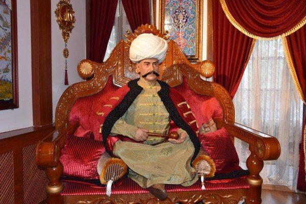 Привычки реального султана Сулеймана
