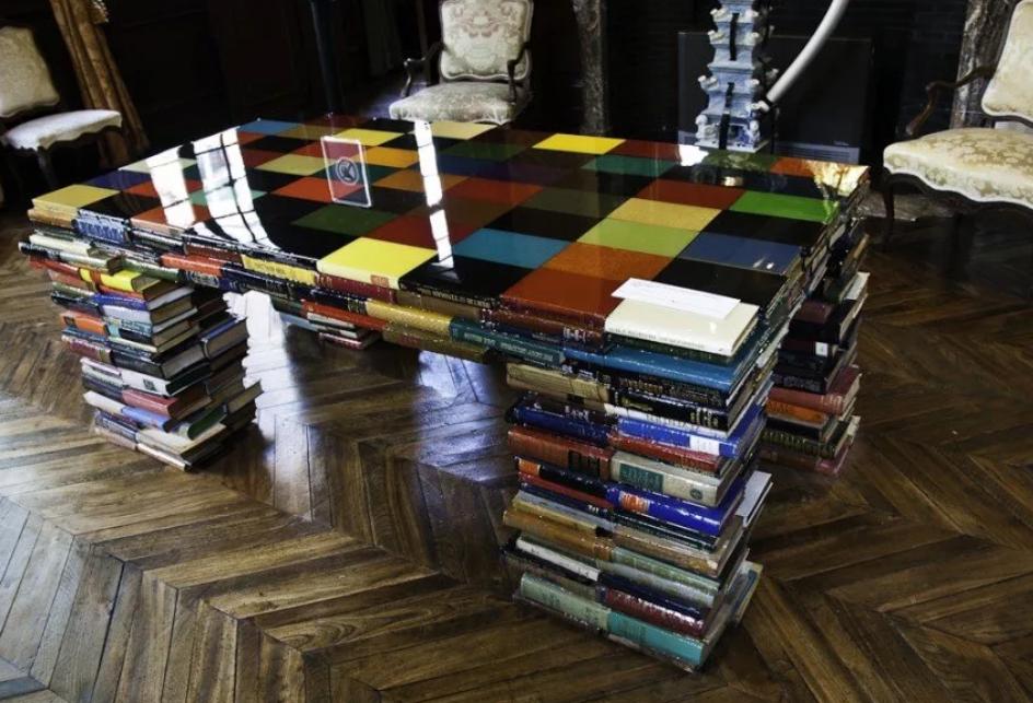 20 оригинальных журнальных столиков, которые можно сделать самостоятельно