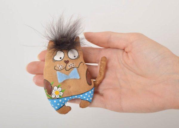 Магнит на холодильник своими руками: мягкая игрушка с магнитом