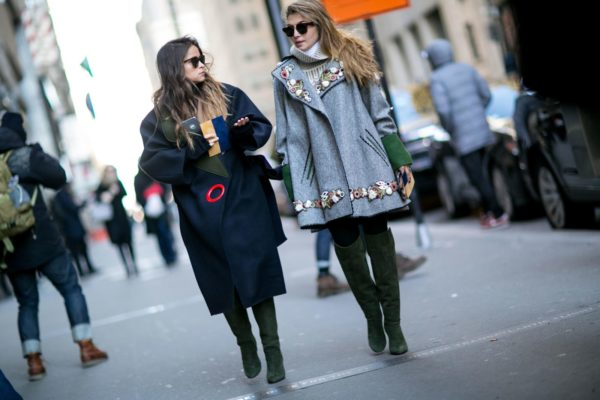 Основные тенденции уличной моды осень-зима 2019-2020
