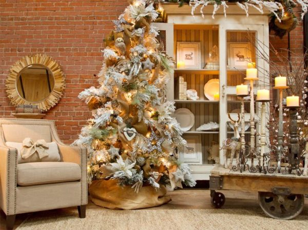 Идеи украшения дома на Новый год 2020 своими руками