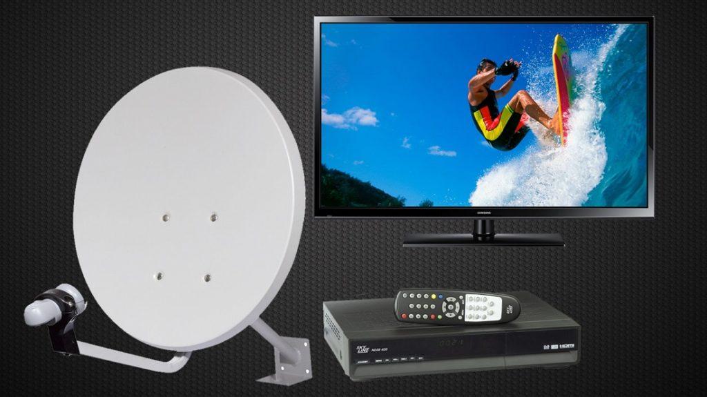 Легальное бесплатное спутниковое ТВ