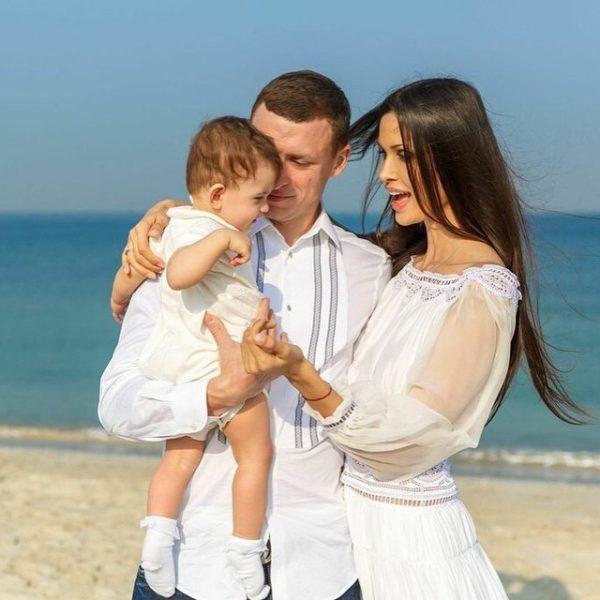 Как выглядела жена Павла Мамаева до встречи с ним и до операций