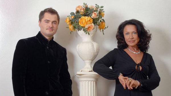 Надежда Бабкина и Евгений Гор: крепкие отношения несмотря на разницу в возрасте