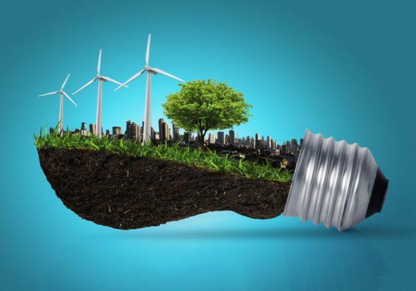 Бесплатное электричество прямо из земли