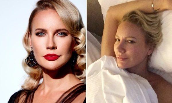 Удивительные фото российских знаменитостей до и после Фотошопа