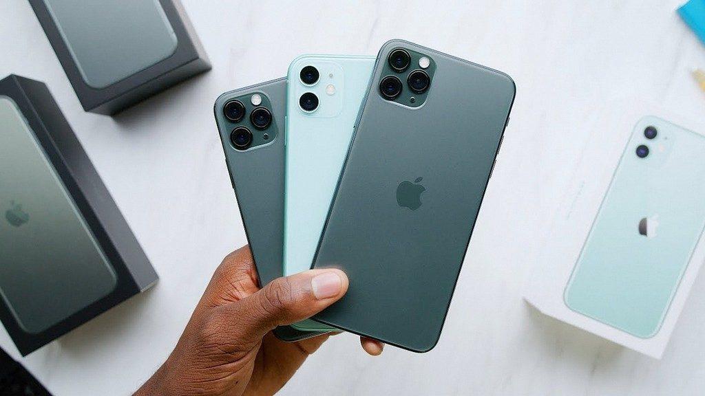 Взять iPhone в аренду