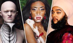 10 людей с удивительной внешностью (фото)
