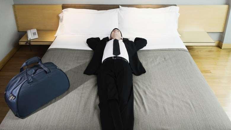 Плохой сон в отеле