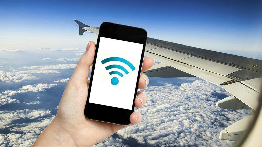 Wi-Fi в аэропорте
