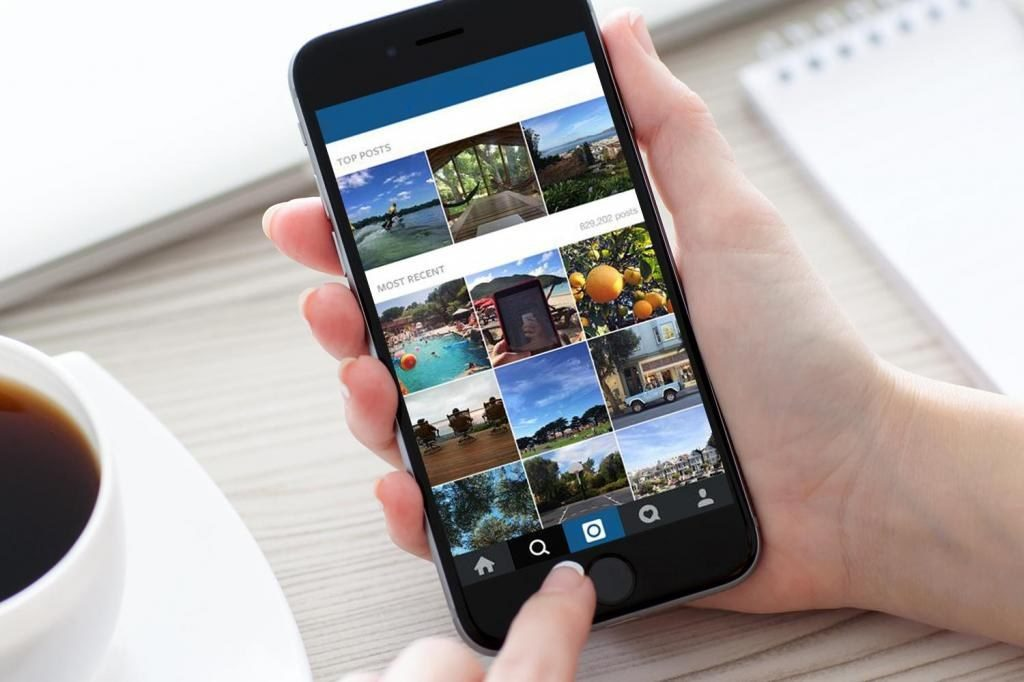 Хранение фотографий приложение