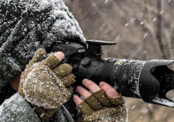 Как правильно пользоваться фотоаппаратом на морозе