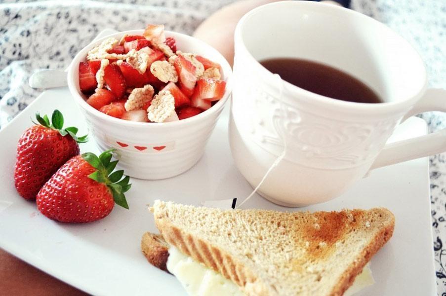 Лучшие завтраки зимним утром