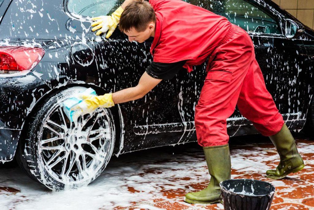 помывка авто