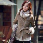 Модные куртки и пальто на зиму