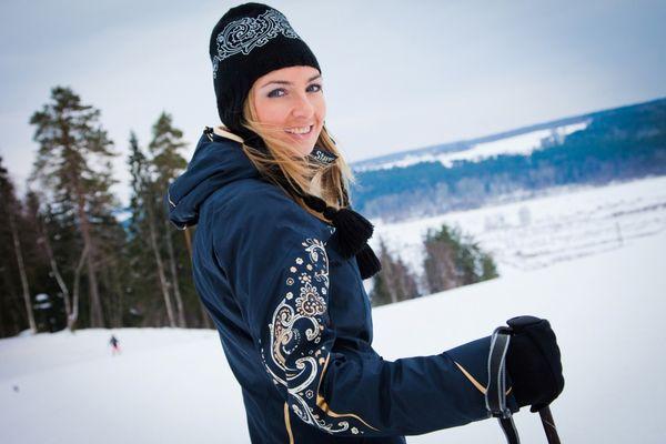 как правильно одеться зимой для лесной прогулки