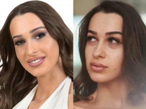Фото участниц «Мисс Вселенной» без макияжа