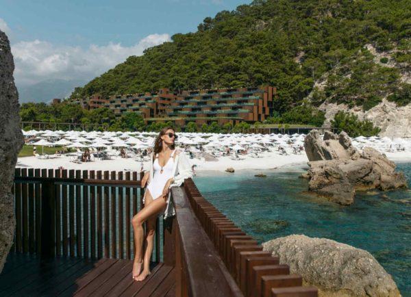 Новое лицо Maxx Royal Resorts: Наталья Водянова
