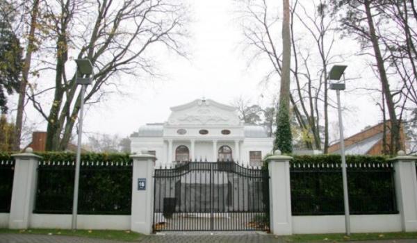 Шикарные апартаменты Пугачевой и Галкина в Юрмале