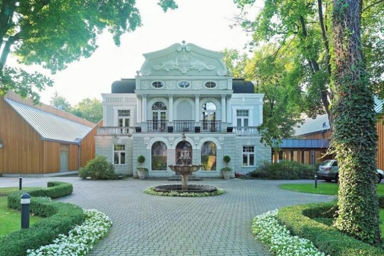 Апартаменты Пугачевой