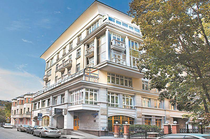 Семикомнатные апартаменты Антона Дроздова и другая недвижимость