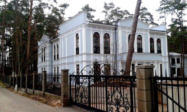 Как выглядит недвижимость самого богатого человека страны – Алишера Усманова