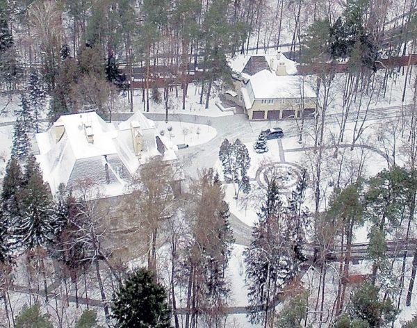 дом Горбачева
